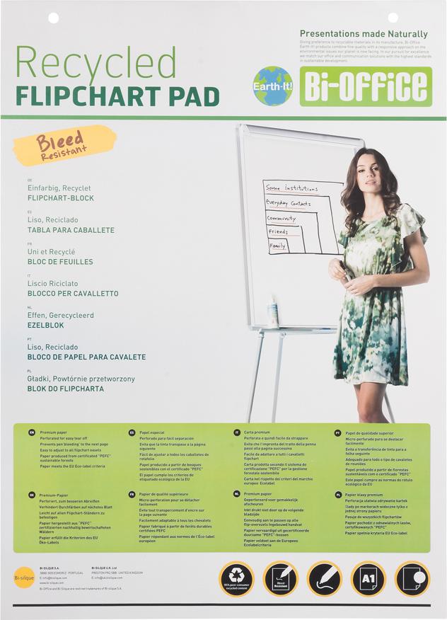 Earth Flipchart Pad