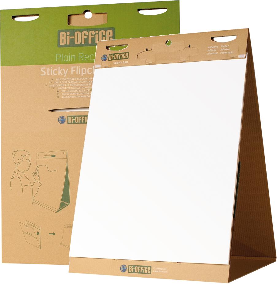 Earth Self Stick Tabletop Flipchart Pad